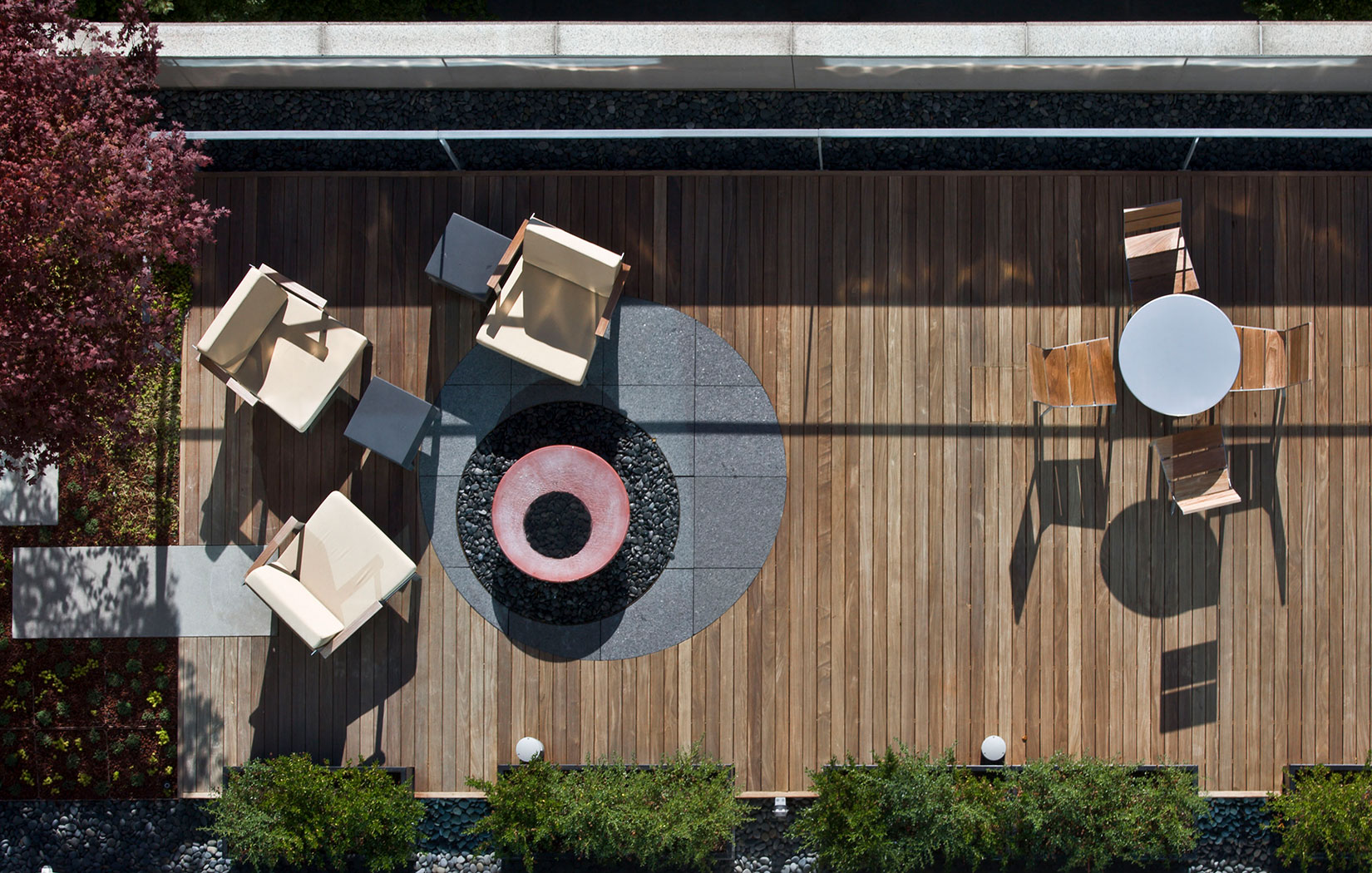 Safeco Roof Garden Pfs Studio