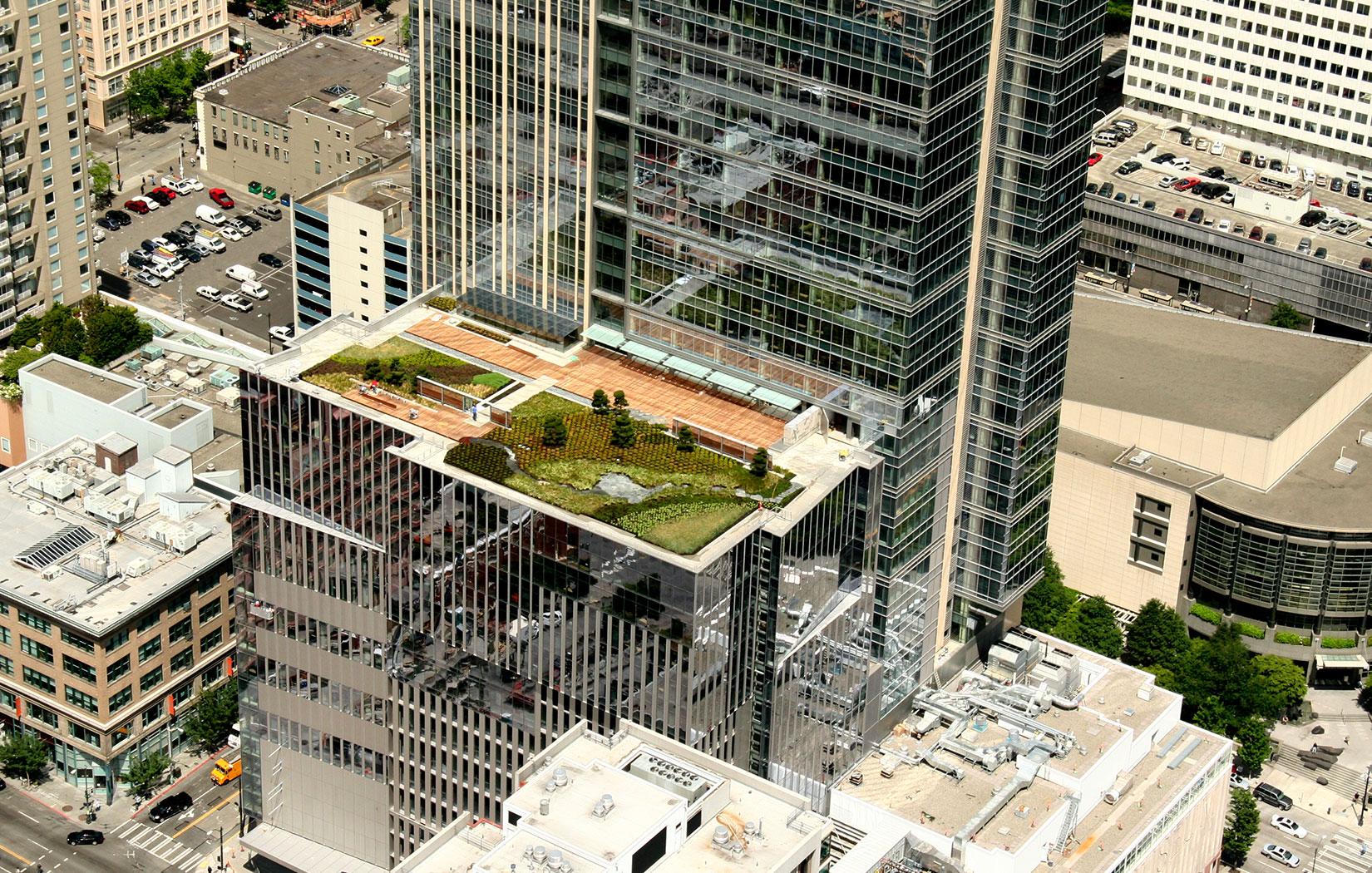 Wamu Seattle Art Museum Roof Garden Pfs Studio